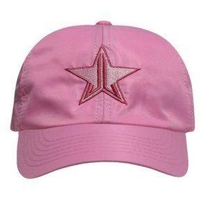 Jeffree Star Satin Pink Dad Hat